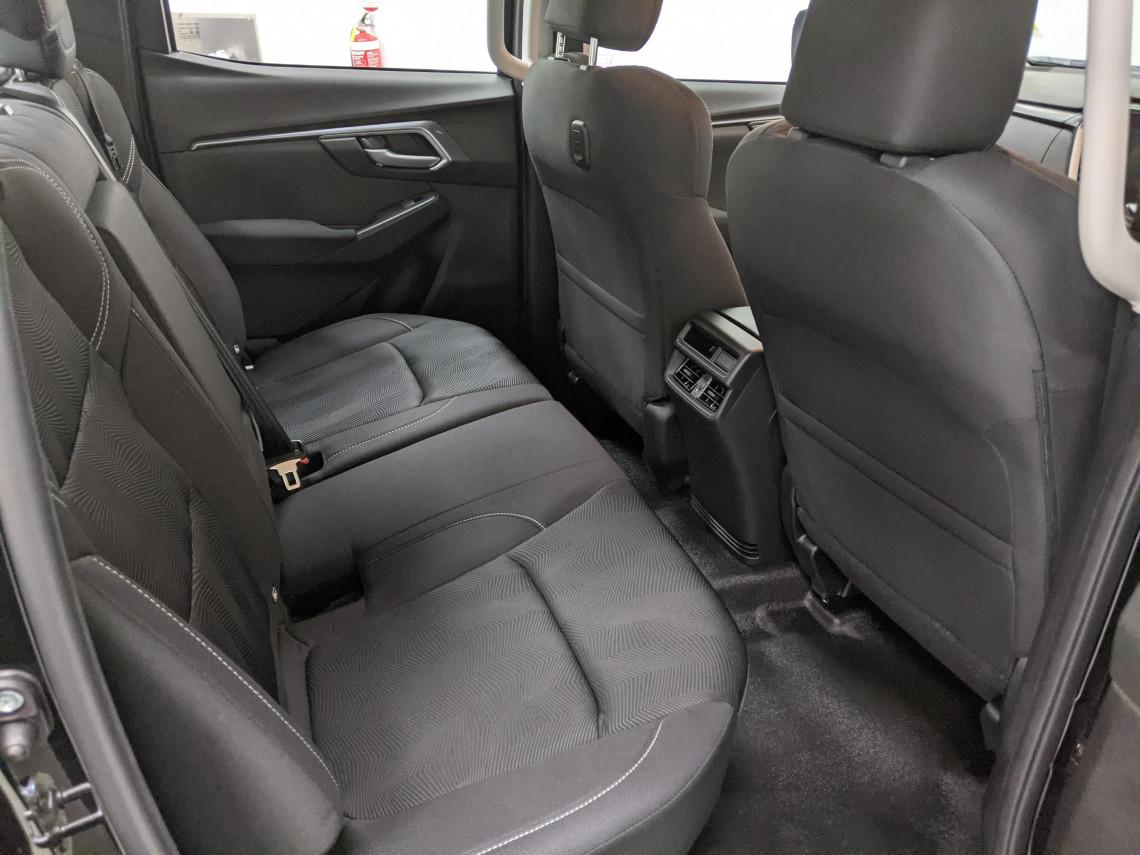 2020 MY21 Isuzu UTE D-MAX RG LS-M 4x4 Crew Cab Ute Utility Image 7