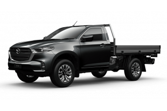 Mazda BT-50 XT 4x4 Single Cab Chassis TF