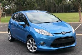 Ford Fiesta Zetec WQ