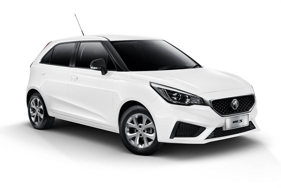 2020 MG MG3 SZP1 Core Hatchback