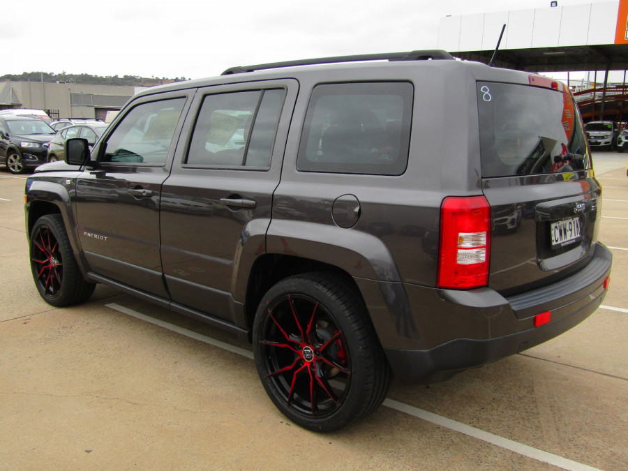 2014 MY15 Jeep Patriot MK Sport 4x2 Wagon Image 5