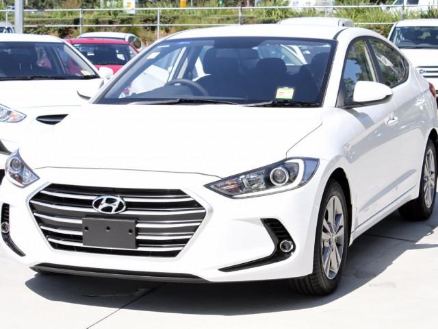 2018 Hyundai Elantra AD MY18 Active Sedan