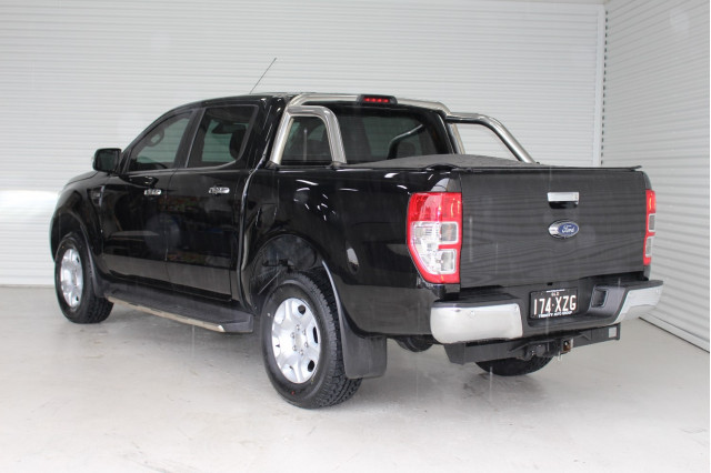 2017 Ford Ranger PX MkII 4x4 XLT Double Cab Pickup 3.2L Dual cab Image 4