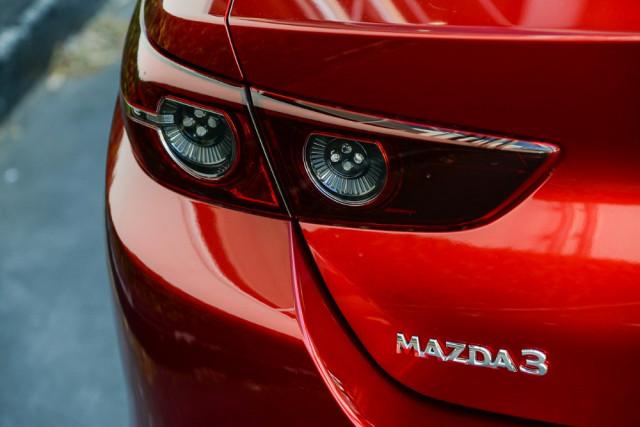 2019 Mazda 3 BP G20 Evolve Sedan Sedan Mobile Image 22