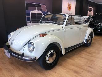1969 Volkswagen Beetle 1500 Convertible