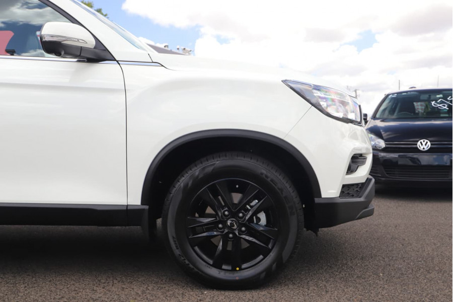 2021 MY20.5 SsangYong Musso Q200 Ultimate Utility