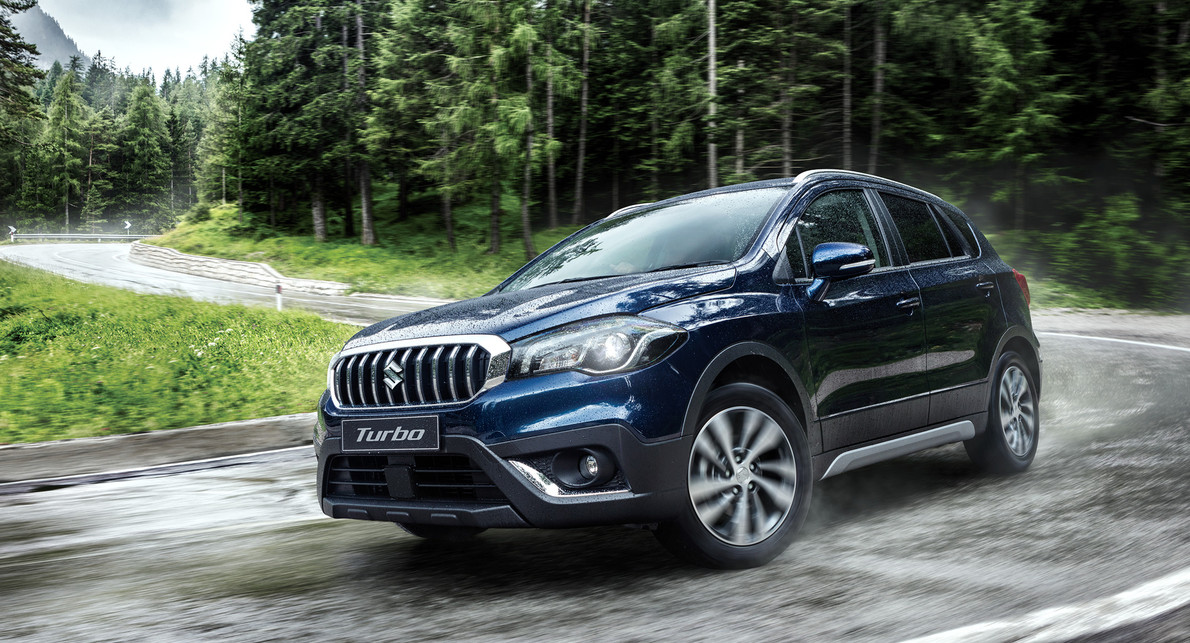 S-Cross Exceptional performance and fuel economy