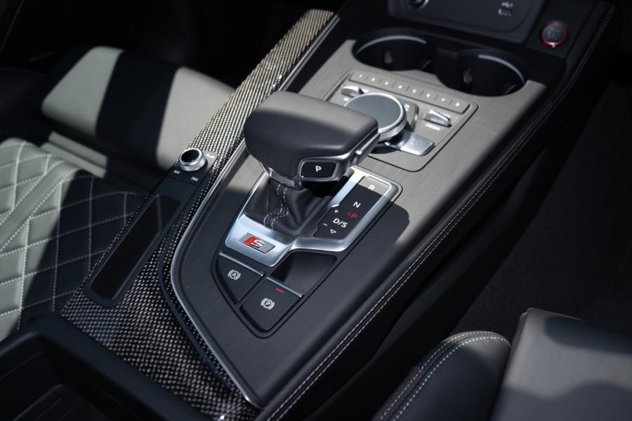 2019 Audi A5 S5 3.0L TFSI 8Spd Tiptnic Quattro 260kW Coupe