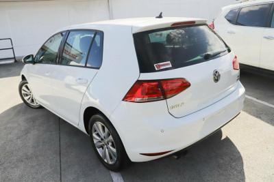 2014 MY15 Volkswagen Golf VII MY15 90TSI DSG Comfortline Hatchback Image 2