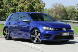 Volkswagen Golf R DSG 4MOTION VII MY14