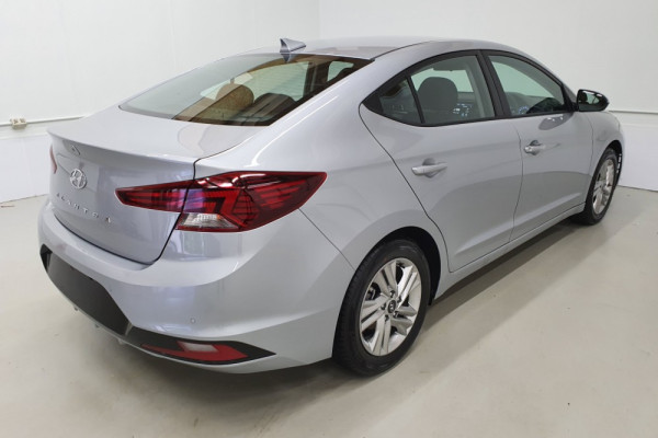 2019 Hyundai Elantra AD.2 Active Sedan Image 2