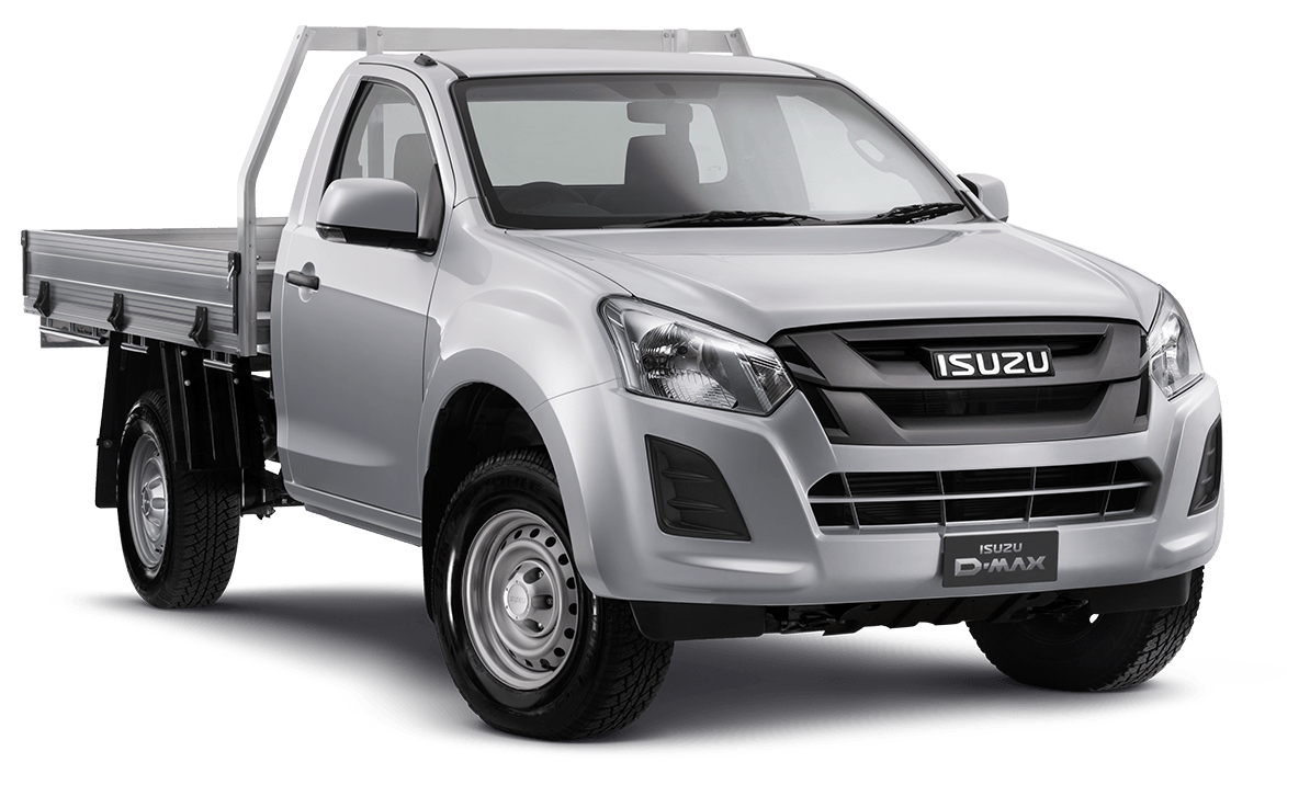 2020 MY19 Isuzu UTE D-MAX SX Single Cab Chassis High-Ride 4x2 Cab chassis