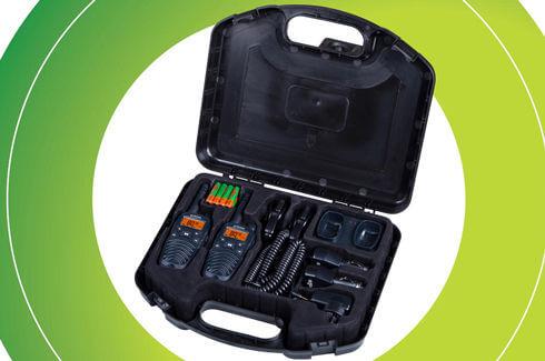"""<img src=""""UHF CB Radio Oricom Handheld Trade Pack"""