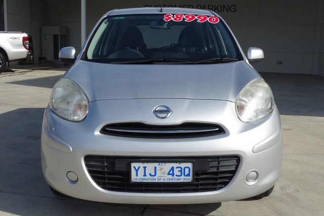 2011 Nissan Micra ST-L 10 of 30