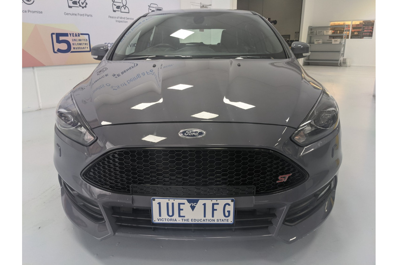 2015 Ford Focus LZ ST Hatchback