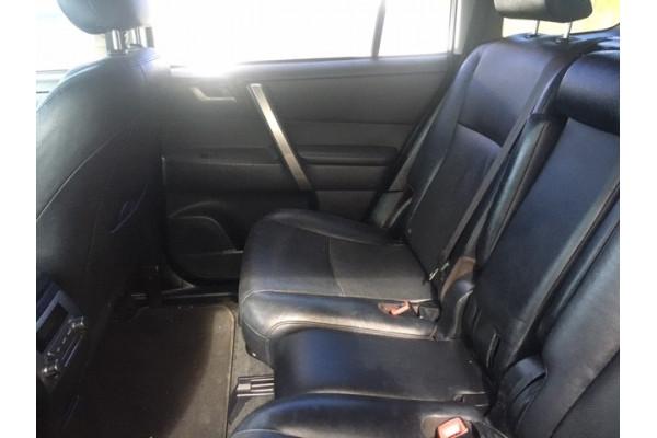 2012 Toyota Kluger GSU45R MY12 KX-S Suv Image 4