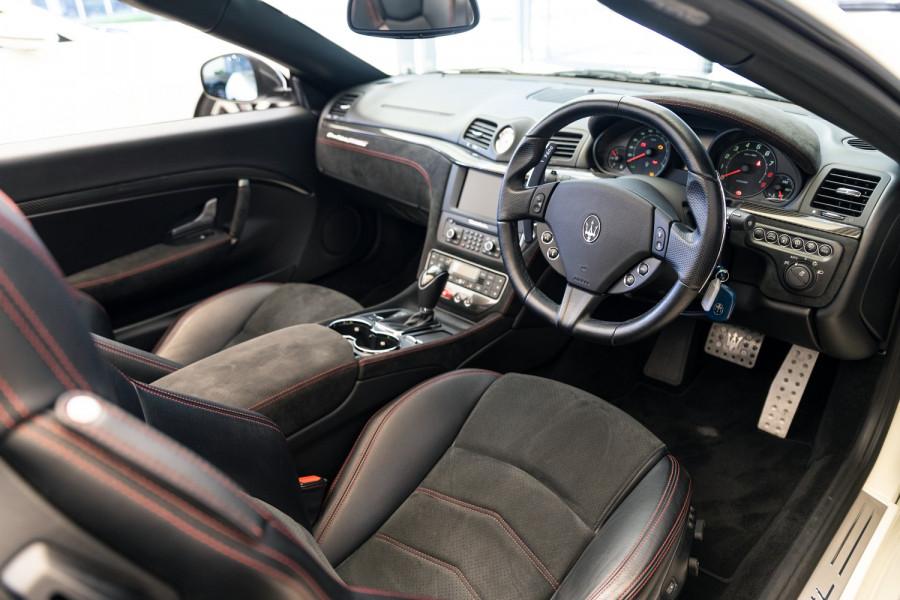 2014 Maserati Grancabrio