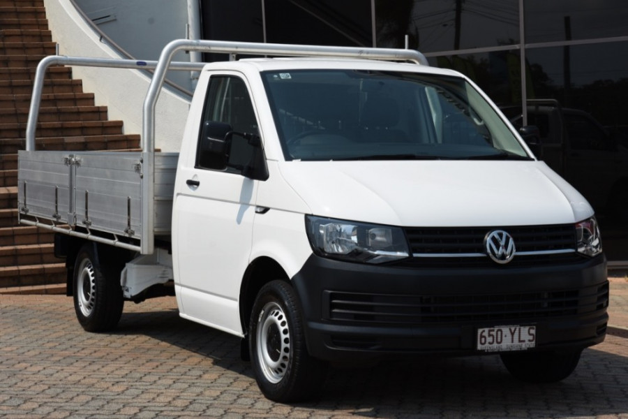 2018 Volkswagen Transporter T6 MY18 TDI340 Cab chassis