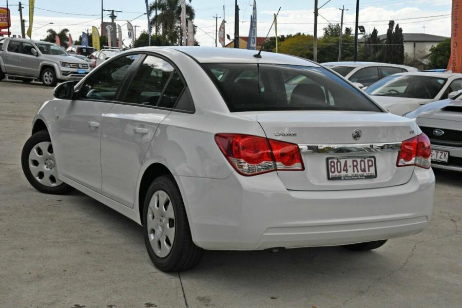 2011 Holden Cruze JG CD Sedan