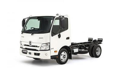 New Hino 300 Series