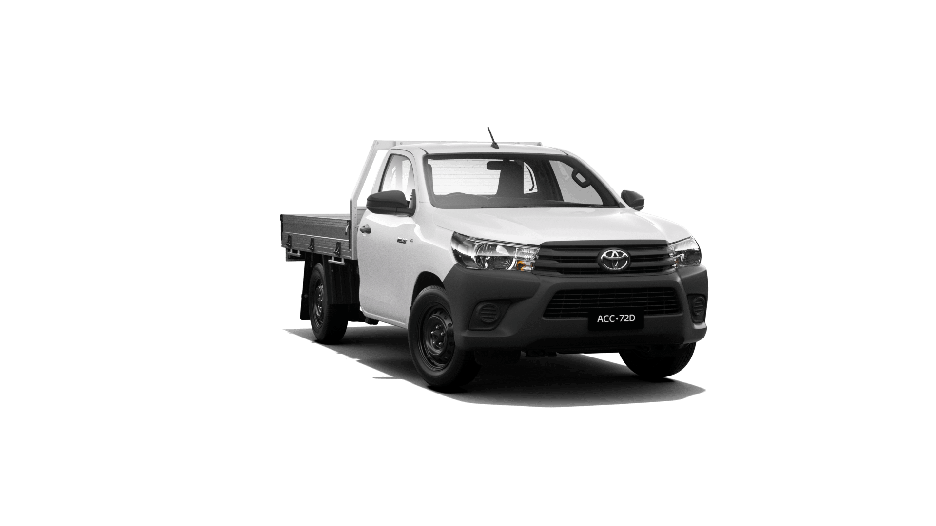 HiLux 4x2 WorkMate <span>Single-Cab Cab-Chassis | Turbo-Diesel | Manual</span>