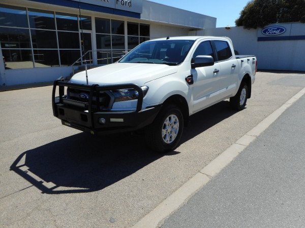 2016 Ford Ranger PX MkII XLS Utility Image 4