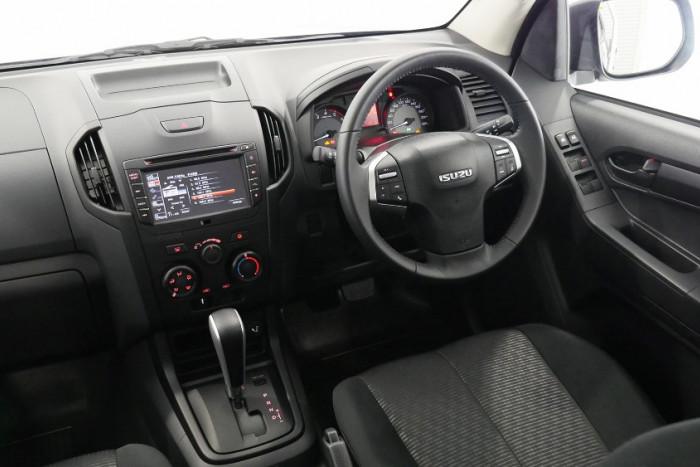 2019 Isuzu UTE D-MAX SX Crew Cab Chassis 4x4 Cab chassis