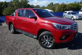 Toyota HiLux UTE GU