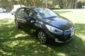 Hyundai Accent Hatchback RB