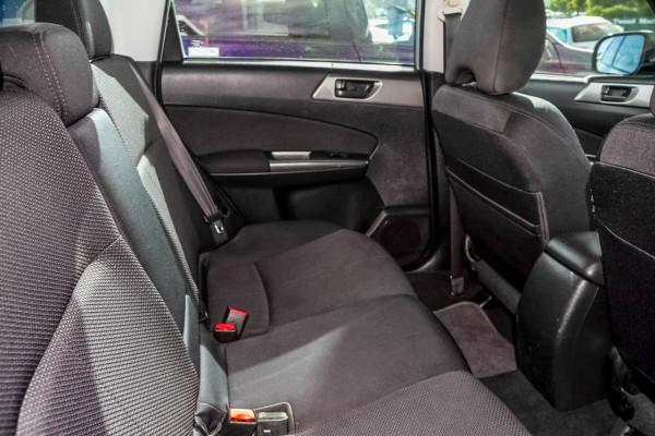2011 Subaru Forester S3 MY12 X Suv Image 4