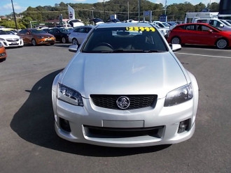 2011 Holden Commodore VE II SS Sedan