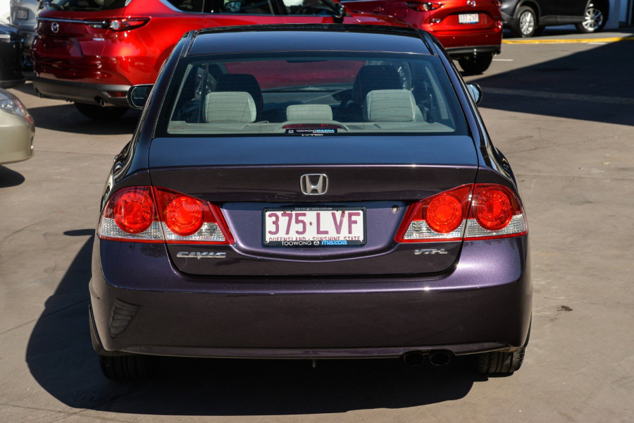 2006 Honda Civic VTi-L