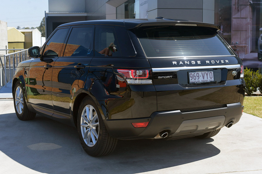 2015 MY16 Land Rover Range Rover Sport L494 16MY TDV6 Suv Mobile Image 4