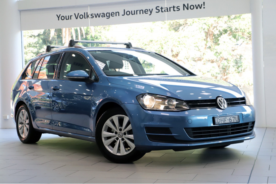 2016 Volkswagen Golf VII  92TSI Comfrtline Wagon