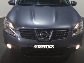 Nissan DUALIS Ti J10