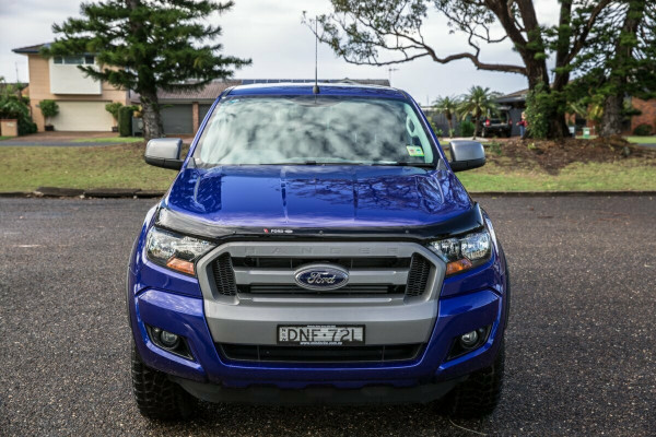 2016 Ford Ranger PX MkII XLS Ute Image 3