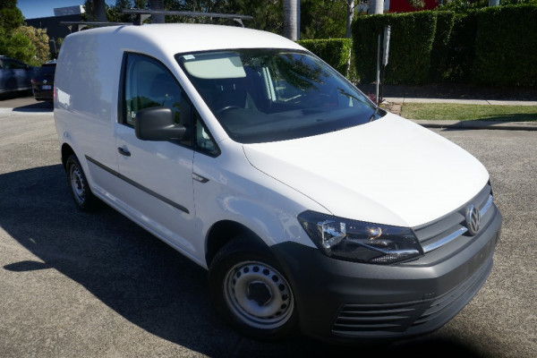 Volkswagen Caddy TSI160 2K