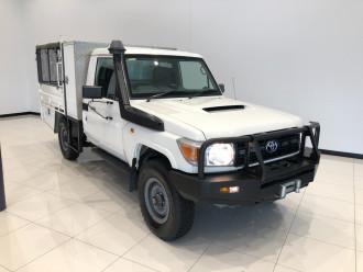 Toyota Landcruiser Workmate VDJ79R Turbo