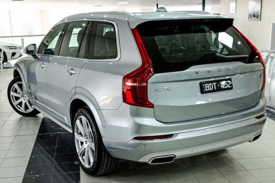 2018 MY19 Volvo XC90 L Series T6 Inscription Suv Mobile Image 6
