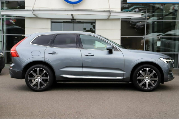 2018 MY19 Volvo XC60 UZ MY19 T5 AWD Inscription Suv Image 3