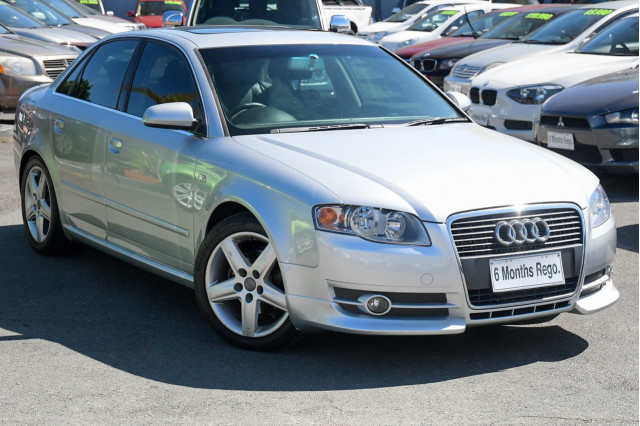2006 Audi A4 B7 Sedan