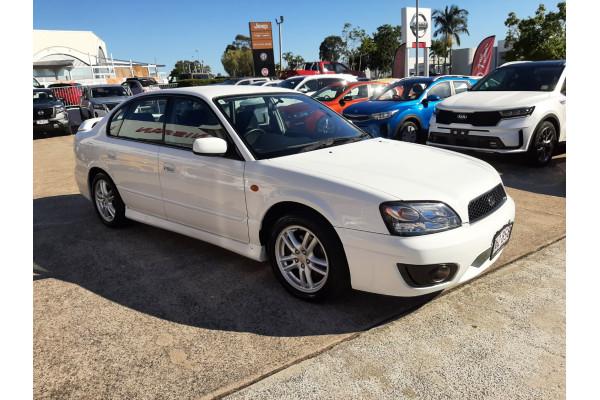 2003 Subaru Liberty S  RX Sedan Image 3