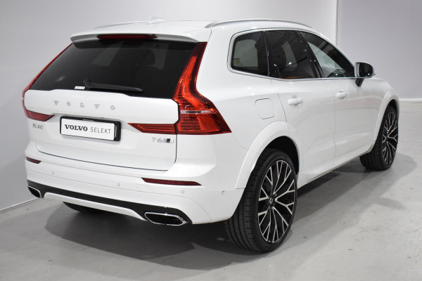 2019 Volvo XC60 (No Series) MY19 T6 R-Design Suv Image 4