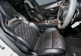 2015 Mercedes-Benz C63 S205 AMG Estate SPEEDSHIFT MCT S Wagon