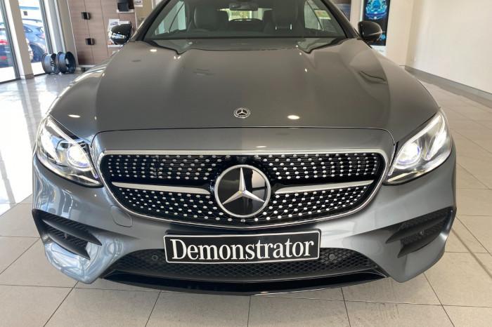 2020 Mercedes-Benz E Class Convertible Image 7