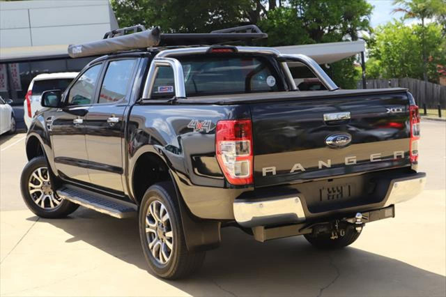 2016 Ford Ranger PX MkII XLT Utility Image 4