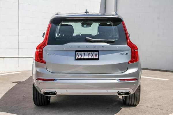 2018 MY19 Volvo XC90 L Series D5 Inscription Wagon Image 4