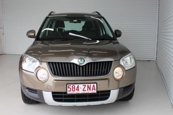 2011 Skoda Yeti 5L 103TDI Wagon Image 3