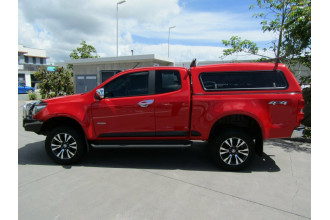 2016 MY17 Holden Colorado RG MY17 LTZ Pickup Space Cab Utility Image 4