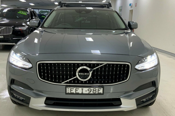 2019 MY20 Volvo V90 236 MY20 D5 Cross Country Inscription Wagon Image 2